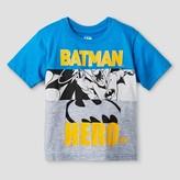 DC Comics Toddler Boys' Batman Colorblock T-Shirt DC Comics® - Blue