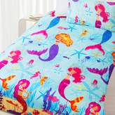 Happy Kids Mermaid Glow in the Dark Quilt Cover Set