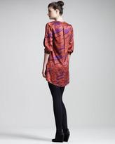 Kelly Wearstler Slice Tunic Dress
