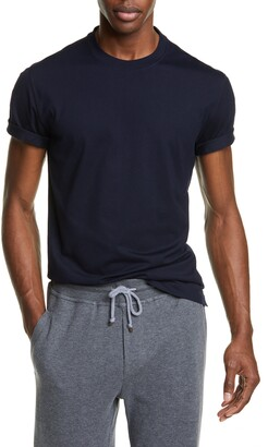 Brunello Cucinelli Cotton Crewneck T-Shirt