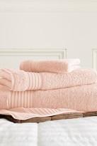 Amrapur 3-Piece Turkish Cotton Towel Set - Blush