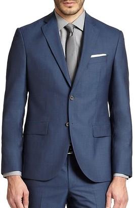 Saks Fifth Avenue MODERN Wool Sportcoat