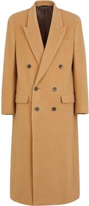 Fendi Double-Breasted Coat