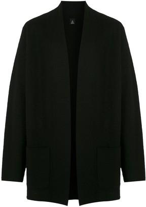 OSKLEN Open-Front Wool Cardigan