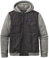 Patagonia Men's Better Sweater® Hybrid Fleece Hoody