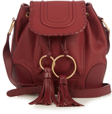 See by Chloe Polly leather bucket bag