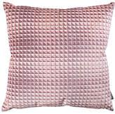 Kirkby Design by Romo Eley Kishimoto Collection Domino Pyramid Cushion, Blush