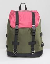 Asos Color Block Hiker Backpack