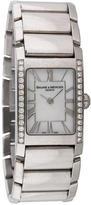 Baume & Mercier Hampton Diamond Quartz Watch