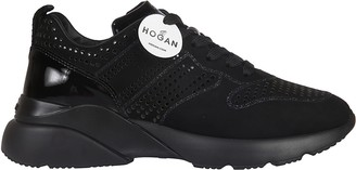 Hogan Active One Perforated Sneakers