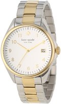 Kate Spade Women's Seaport Grand 1YRU0093 Stainless-Steel Analog Quartz Watch