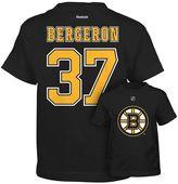 Reebok Boston Bruins Patrice Bergeron Premier Tee - Boys 8-20