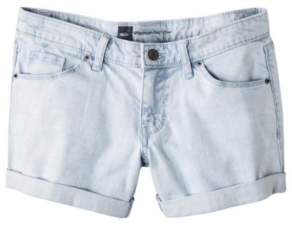 "Mossimo Women's 3.5"" Denim Short - Assorted Washes"