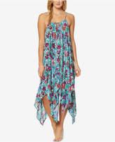 Jessica Simpson Handkerchief-Hem Cover-Up Dress