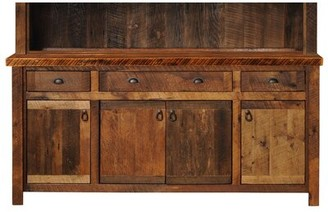 Devay Sideboard Union Rustic Color: Antique Oak