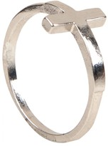 Lori's Shoes Horizontal Cross Knuckle Ring