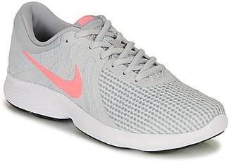 Nike REVOLUTION 4 W women's Running Trainers in Grey