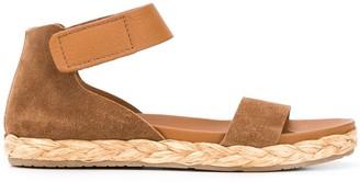 Pedro Garcia Jaida 30mm sandals