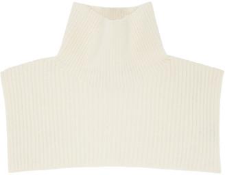 GmbH SSENSE Exclusive Off-White Wool Dixie AW20 Neck Warmer