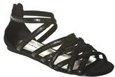 Xhilaration Women's Thetis Strappy Sandal - Black