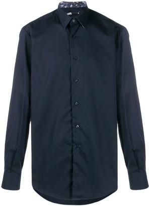 Karl Lagerfeld Paris slim fit shirt
