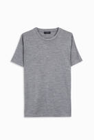 Joseph Crew Neck Silk T-Shirt