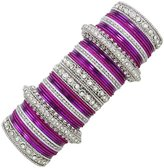 Banithani Indian Wedding Bangle Set Bollywood Bracelet Jewelry Gift For Her 2*6