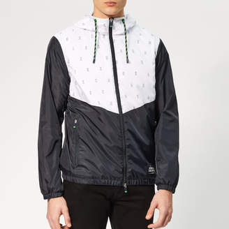 Armani Exchange Men's Outline Detail Jacket