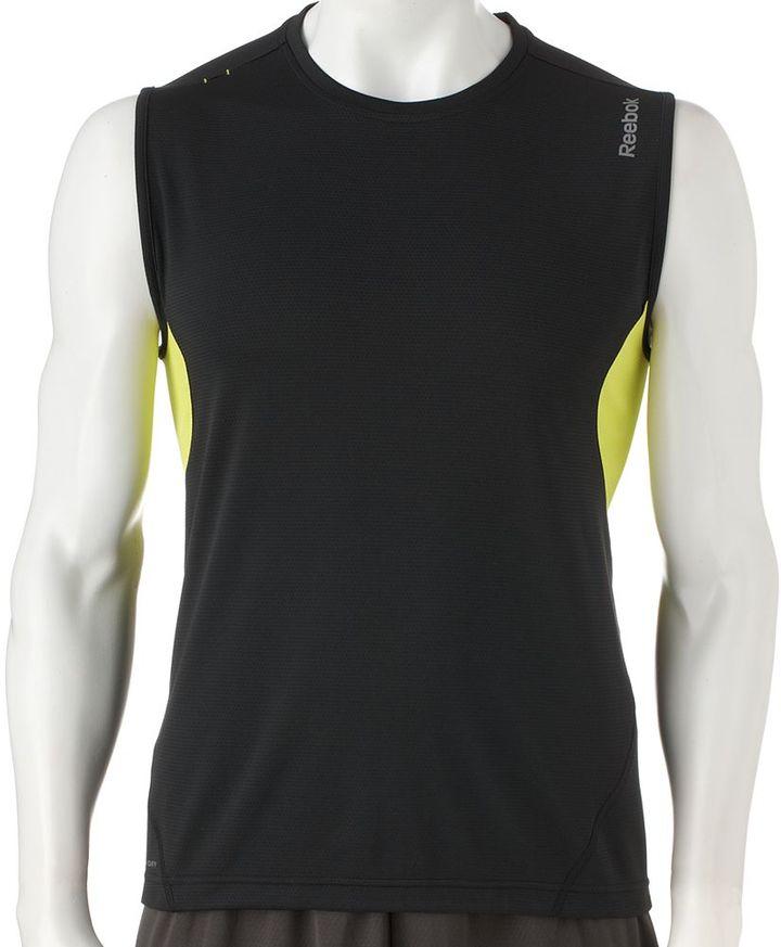 Reebok sport essential running sleeveless top - men