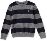 Ralph Lauren Little Boys 5-7 Striped Sweater