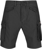 Superdry Core Cargo Lite Ripstop Shorts Grey