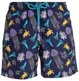 Vilebrequin Jellyfish Print Swim Shorts