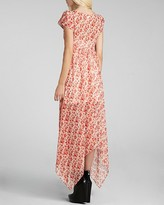 BCBGeneration Dress - Woven Casual Printed