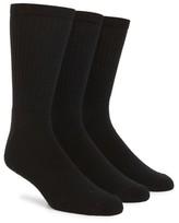 Nordstrom Men's Big & Tall Mens Shop 3-Pack Crew Cut Athletic Socks