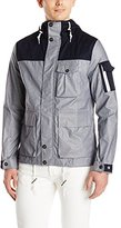 Nautica Men's Hooded Parka Jacket