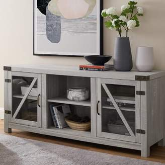 Gracie Oaks Siciliano TV Stand for TVs up to 65 inches Gracie Oaks Color: Stone Gray