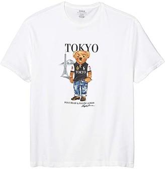 Polo Ralph Lauren City Bear T-Shirt (Tokyo White) Men's T Shirt