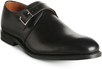 Allen Edmonds Plymouth Monk Strap Shoe