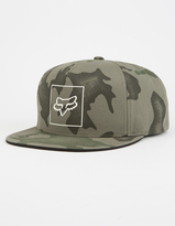 Fox Crass Mens Snapback Hat