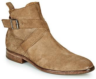 Moma NOLA - OLIVER men's Mid Boots in Beige