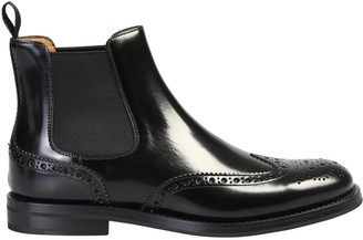 Church's Ketsby Wg Brogue Chelsea Boots