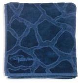 Roberto Cavalli Jerapha Cotton Guest Bath Towel