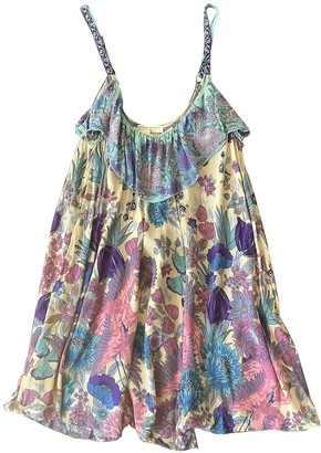 Spell & The Gypsy Collective Multicolour Cotton Dress for Women