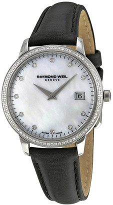 Raymond Weil Womens Toccata Diamond Watch