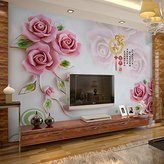 Wapel 3D Seamless Stereo Tv Background Wall Paper Living Room Sofa Background Wall Murals