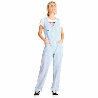Lee Women's Pipes Jumpsuit Dungarees