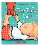 "Scholastic Ten Tiny Toes"" by Caroline Jayne Church"