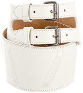 Proenza Schouler Embossed Leather Waist Belt