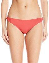 CoCo Reef Women's Master Classic Skinny Dip Bikini Bottom