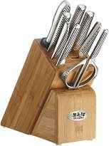 Global Takashi 10-Piece Knife Block Set